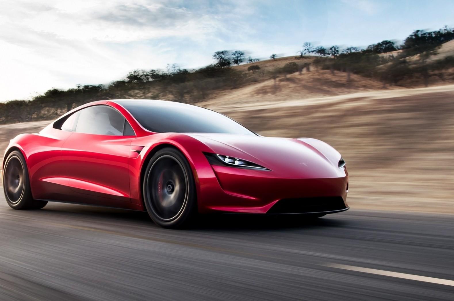 BANNER - Tesla Roadster 001