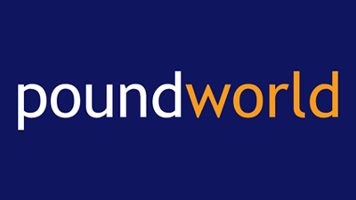 LOGO Poundworld PNG 169