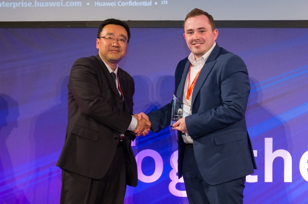 Huawei IT Reseller of the Year 2018